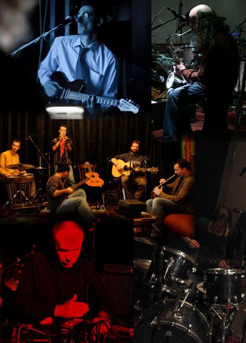 встреча мастеров импровизационной музыки из России и Турции